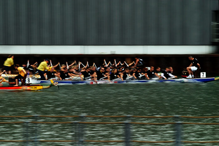 Drachenbootrennen Autostadt