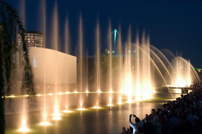 Magic Water Wolfsburg Autostadt