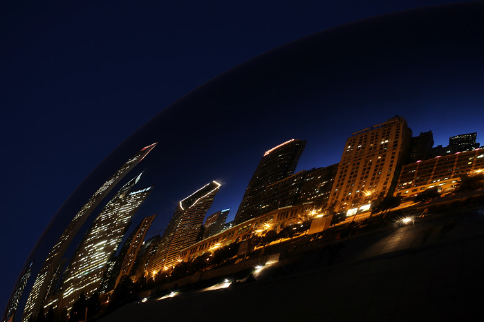 The Bean, Chicago Illinois
