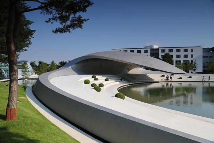 Porsche-Pavillon Autostadt Wolfsburg