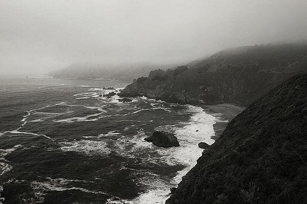 Coastal Highway BW